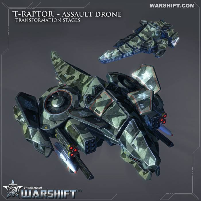WARSHIFT transformer, unit